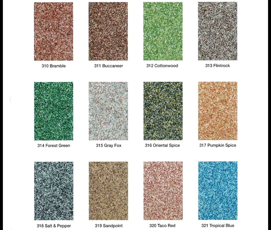 Specialty Flooring Systems : General polymers ceramic carpet floor matttroy